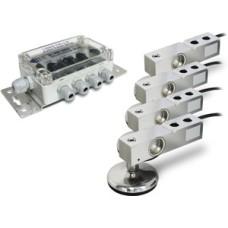 Kit cu 4 celule pentru platforma de cantarire  PLK-1KL
