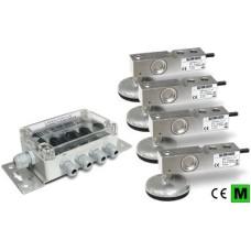 Kit cu 4 celule pentru patforma de cantarire PLX-1K