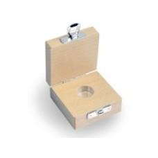 Cutie de lemn pt greutati  de ordinul miligramului  ( 338-090-200)