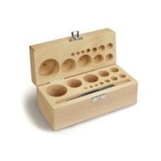 Cutie din lemn  pentru set greutati etalon (335-0x0-200)